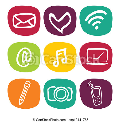 icone, web - csp13441766