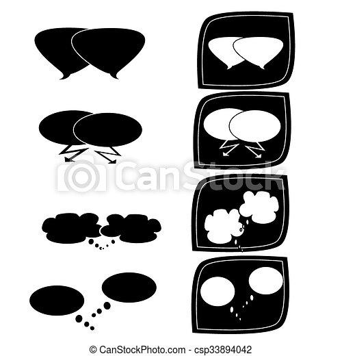 icone, web - csp33894042