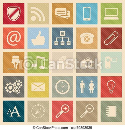 icone, web - csp79893939