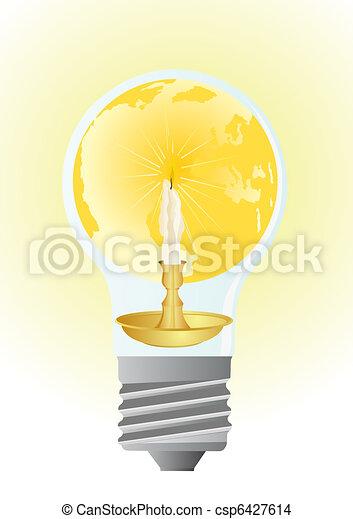 illuminazione - csp6427614