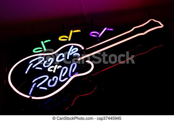 illuminazione fluorescente - csp37445945