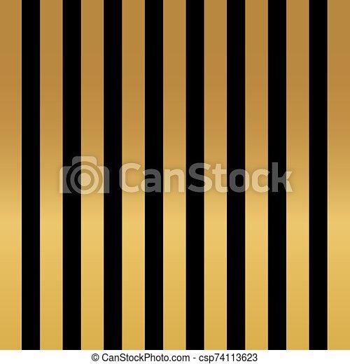 illustrazione, dorato, lusso, background-, vettore - csp74113623