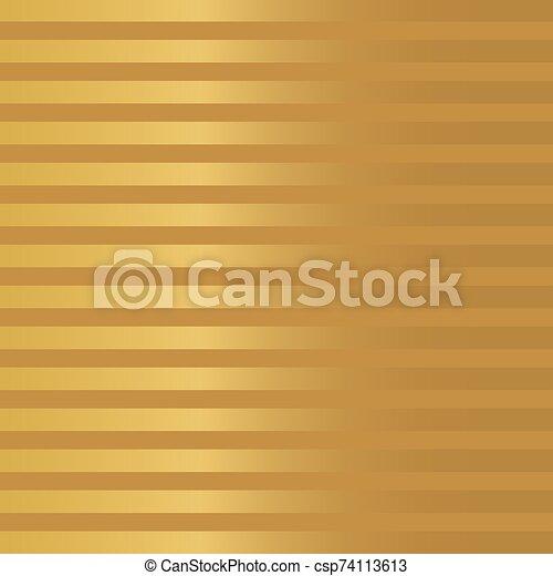 illustrazione, dorato, lusso, background-, vettore - csp74113613