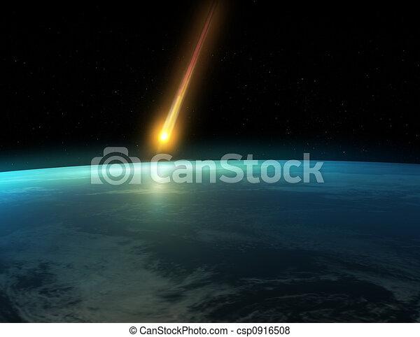 impatto, meteora - csp0916508