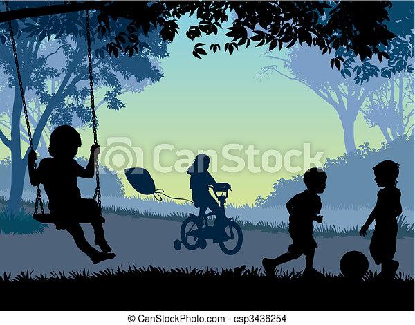 infanzia - csp3436254