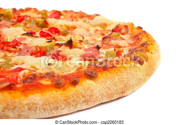 italiano, saporito, pizza - csp2260183
