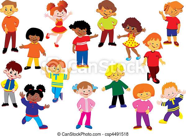 kids., felice - csp4491518