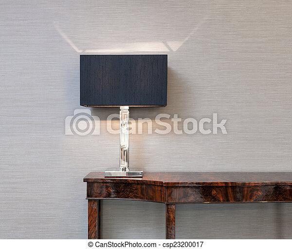lampada tavola, credenza - csp23200017