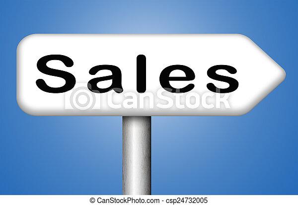 linea, vendite - csp24732005