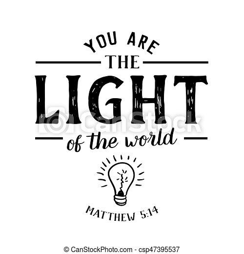 luce, mondo, lei - csp47395537