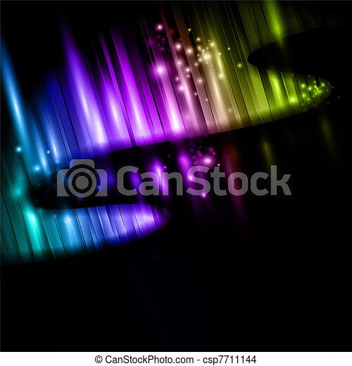 luci, settentrionale - csp7711144