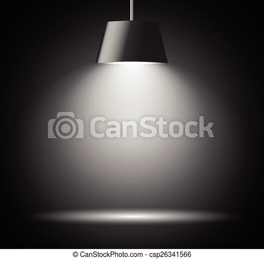 macchia, fondo, luce, astratto - csp26341566