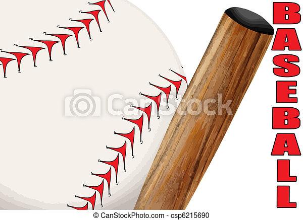 manifesto, baseball - csp6215690