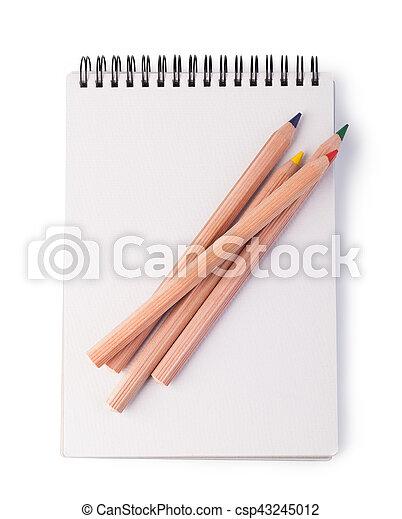 matite, colore - csp43245012