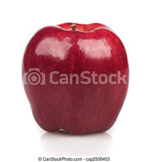 mela, rosso - csp2508453