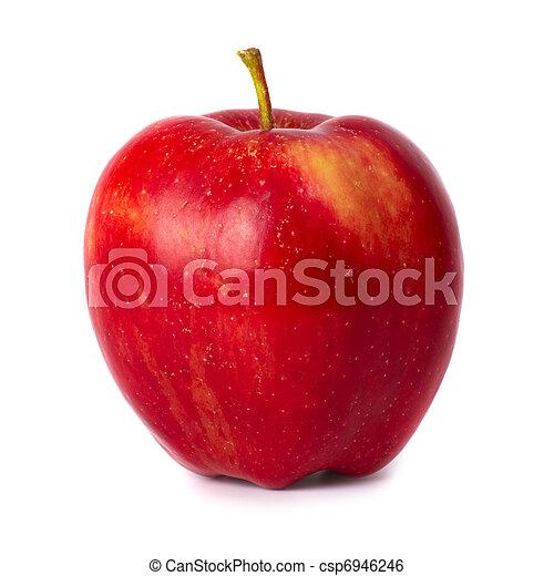 mela, rosso - csp6946246