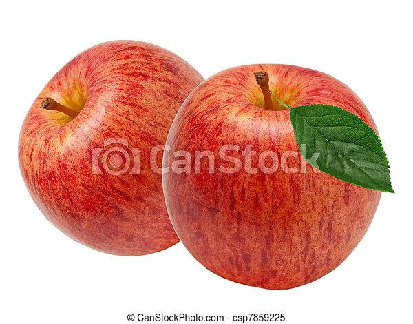 mela, rosso - csp7859225