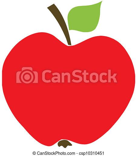 mela, rosso - csp10310451