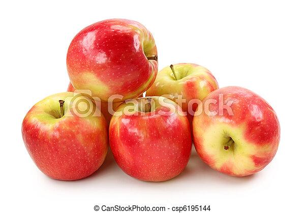 mela signora rosa - csp6195144