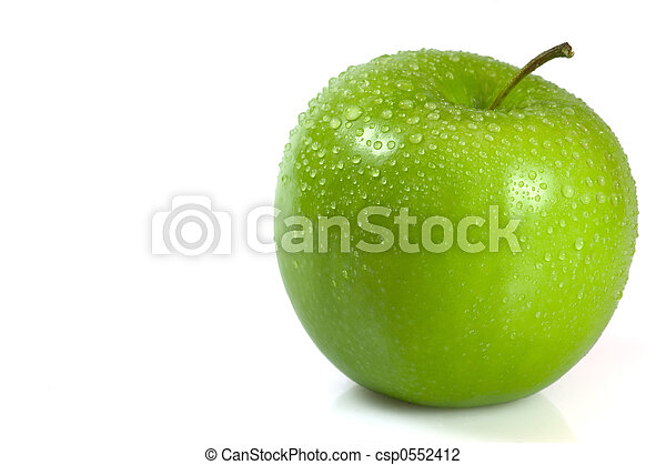 mela verde - csp0552412