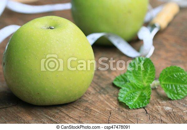 mela verde - csp47478091