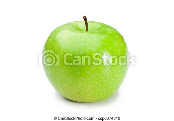 mela, verde - csp6074310