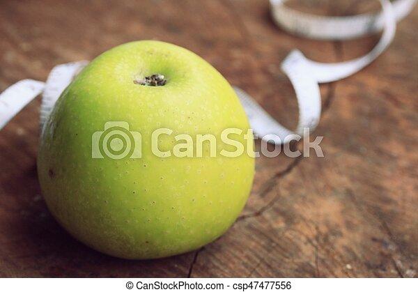 mela verde - csp47477556