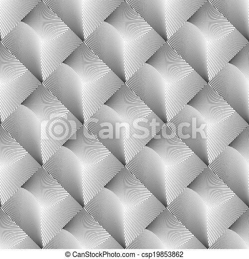modello, geometrico, diamante, disegno, seamless - csp19853862
