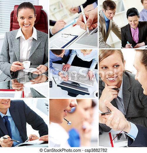 momenti, affari - csp3882782