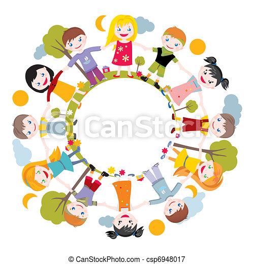 mondo, infanzia - csp6948017
