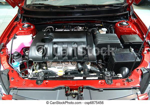 motore, automobile - csp6875456