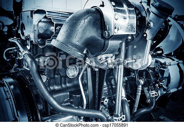 motore, automobilistico - csp17055891