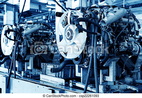 motore, automobilistico - csp22261093