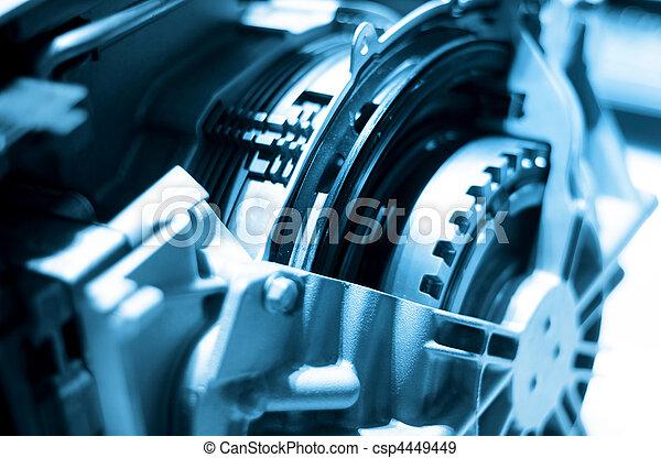 motore, automobilistico - csp4449449