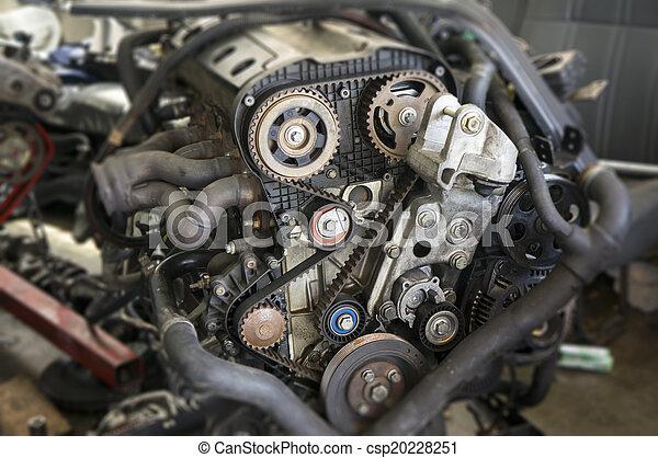 motore, automobilistico - csp20228251
