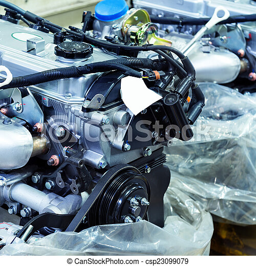 motore, automobilistico - csp23099079