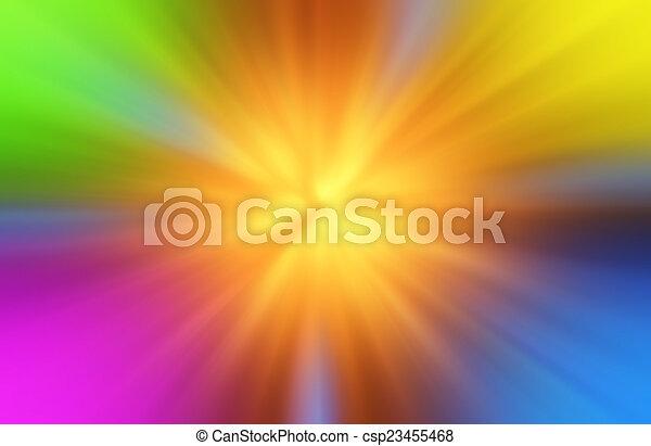 multicolor, fondo - csp23455468