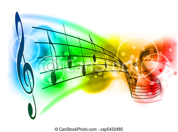 musica - csp5432485