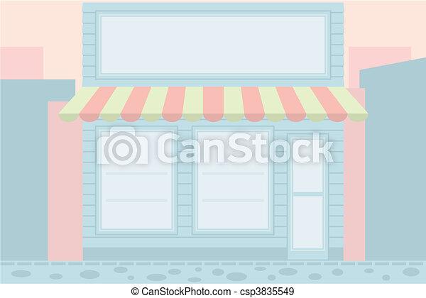 negozio - csp3835549