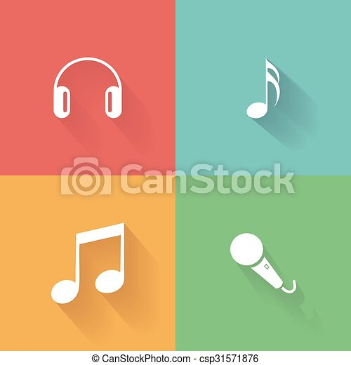nota, musicale - csp31571876