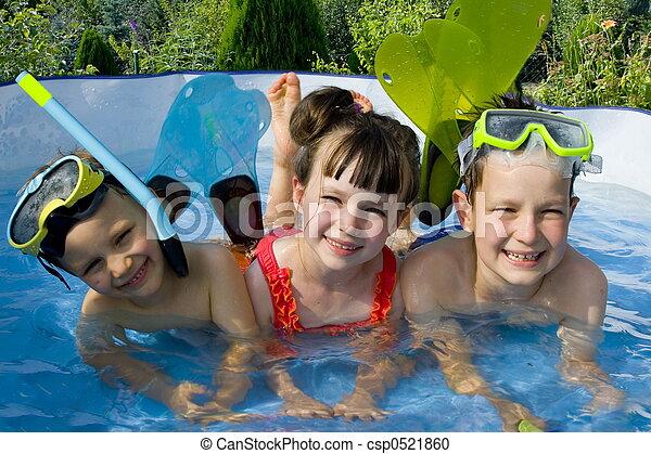 nuotatori - csp0521860