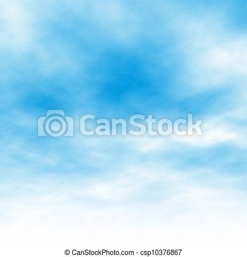 nuvola, fondo - csp10376867