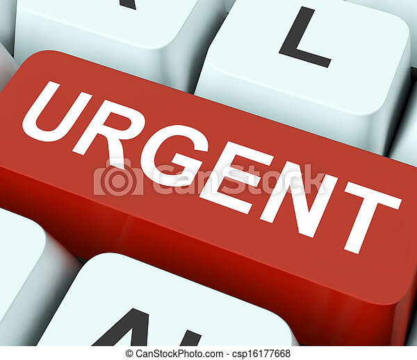 o, chiave, urgente, immediato, importante, mezzi - csp16177668
