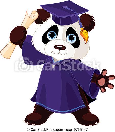 panda, laureati - csp19765147
