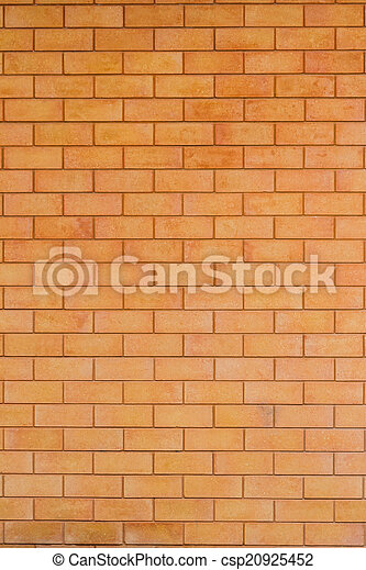 parete, fondo., rosso, struttura, mattone - csp20925452