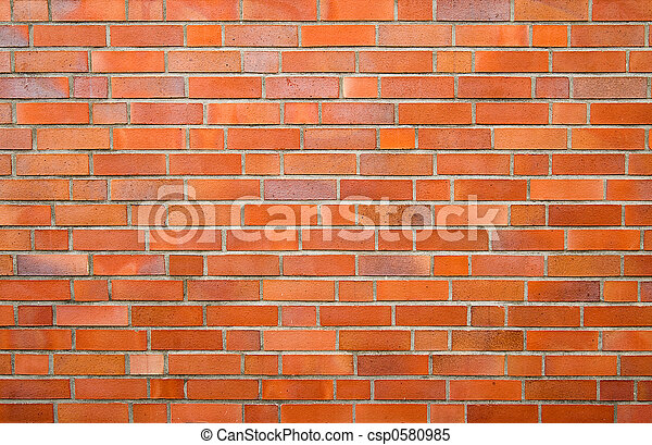 parete, mattone - csp0580985
