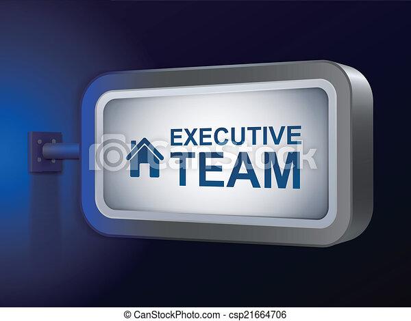 parole, tabellone, squadra, esecutivo - csp21664706