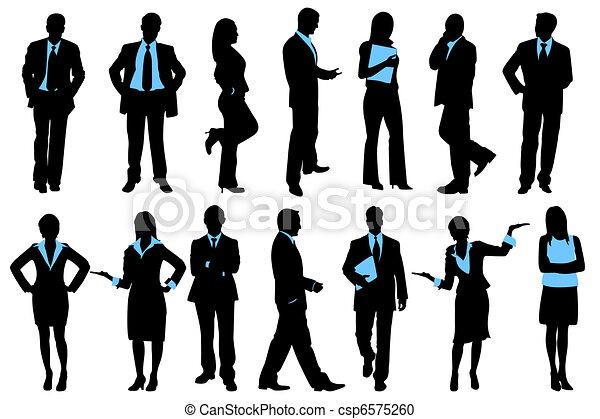 persone affari - csp6575260
