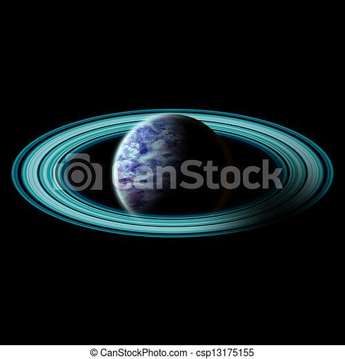 pianeta blu - csp13175155