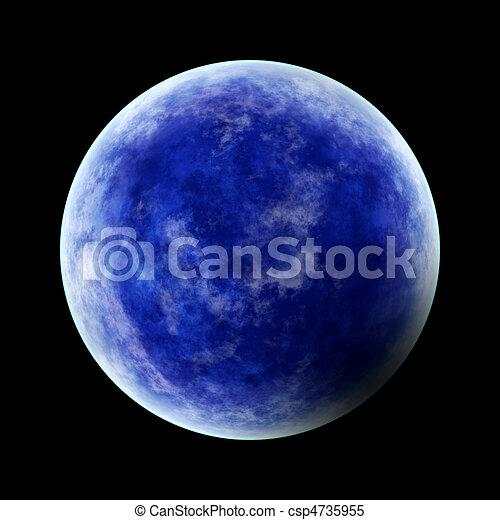 pianeta blu - csp4735955